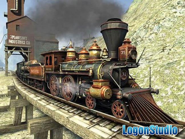 Western Railway 3D Screensaver 1.0.0.7 скачать.